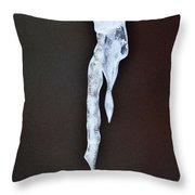 Ice Art 52 Throw Pillow