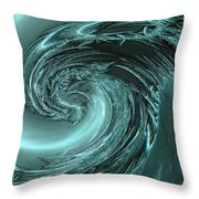 Ice Breaker Throw Pillow