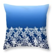 Iced-lowpriced Throw Pillow
