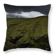 Iceland 1 Throw Pillow