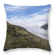 Iceland 10 Throw Pillow