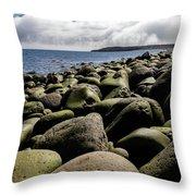 Iceland 13 Throw Pillow