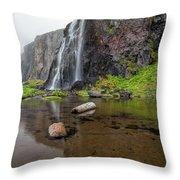 Iceland 15 Throw Pillow