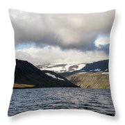 Iceland 19 Throw Pillow