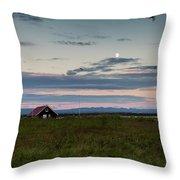 Iceland 26 Throw Pillow