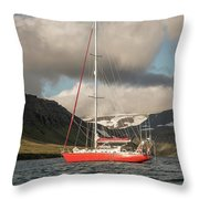 Iceland 30 Throw Pillow