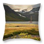 Iceland 33 Throw Pillow