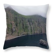 Iceland 6 Throw Pillow