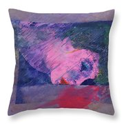 Iconoclasm 2 Throw Pillow