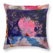 Iconoclasm 4 Throw Pillow