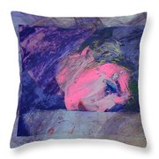 Iconoclasm Throw Pillow
