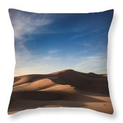 I'd Walk A Thousand Miles Throw Pillow