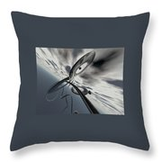 Id2a Throw Pillow