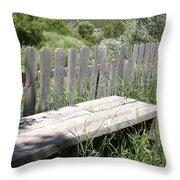 Idaho Farm2 Throw Pillow