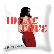 Ideal Love Cover Throw Pillow