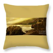 Ides Of March Throw Pillow