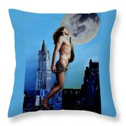 Idyll Throw Pillow