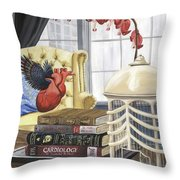 If Hearts Could Fly Throw Pillow