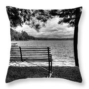 If Only To Dream Throw Pillow