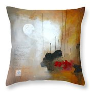 If You Forget Me Throw Pillow