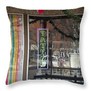 If Your Into It... Throw Pillow