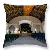 Iglesia San Andres Apostol - Apaneca 11 Throw Pillow