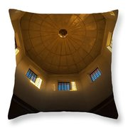Iglesia San Andres Apostol - Apaneca 13 Throw Pillow