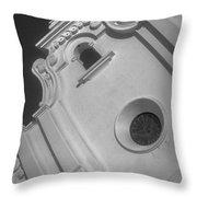 Iglesia San Andres Apostol - Apaneca 6 Throw Pillow