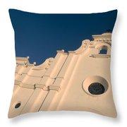 Iglesia San Andres Apostol - Apaneca 8 Throw Pillow