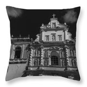 Iglesia San Francisco - Antigua Guatemala II Throw Pillow