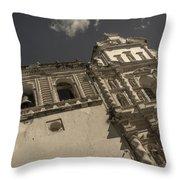 Iglesia San Francisco - Antigua Guatemala Xii Throw Pillow