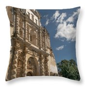 Iglesia San Francisco - Antigua Guatemala Xiii Throw Pillow