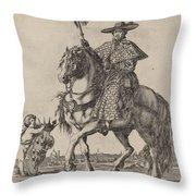Il Tedeschino Throw Pillow