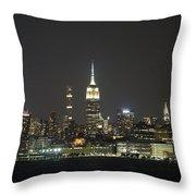 I'll Have A Manhattan To Go Throw Pillow