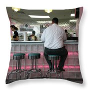 I'll Have The Two Pounder Throw Pillow