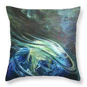 ill Wind Throw Pillow