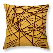 Illuminate - Tile Throw Pillow
