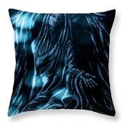 Illuminate Your Essence Throw Pillow