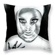 Illusion Throw Pillow