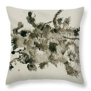 Illusioned Part 2 Throw Pillow