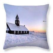 Ilulissat - Greenland Throw Pillow