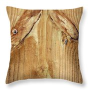 I'm Just Feeling Blue Throw Pillow