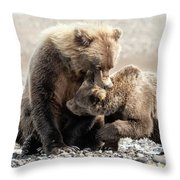I'm Not In The Mood For Your Whining Throw Pillow