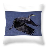 I'm Outta Here Throw Pillow