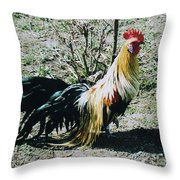 I'm Ready... Throw Pillow