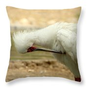 I'm So Ashamed Throw Pillow