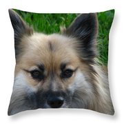 Im Swedish Throw Pillow