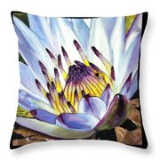 Image Number Three Throw Pillow
