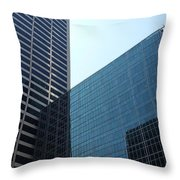 Images Of Chaos Throw Pillow