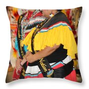 Images Of Pride Throw Pillow